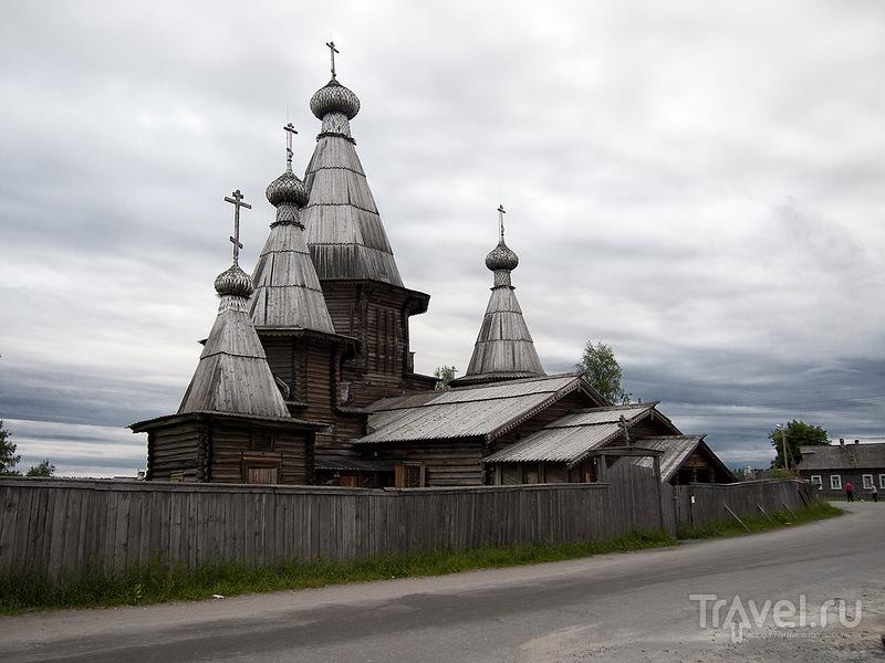 Успенский собор в Кеми, Россия / Фото из России