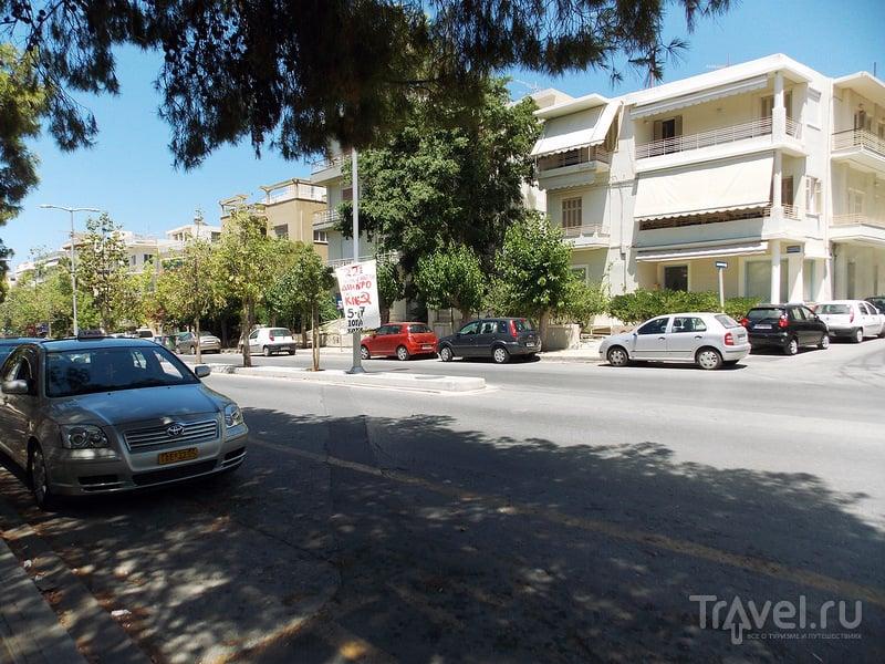 Прогулка по Ираклиону / Фото из Греции