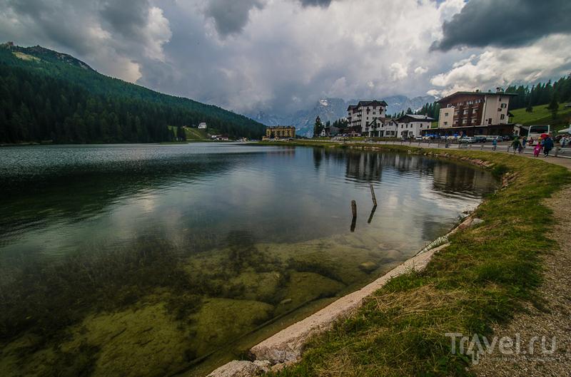 Озеро Мизурина, Италия / Фото из Италии