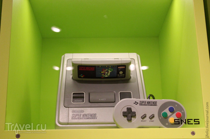 Музей компьютерных игр в Берлине