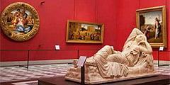 В музеи Италии пускают бесплатно всех детей. // uffizi.org
