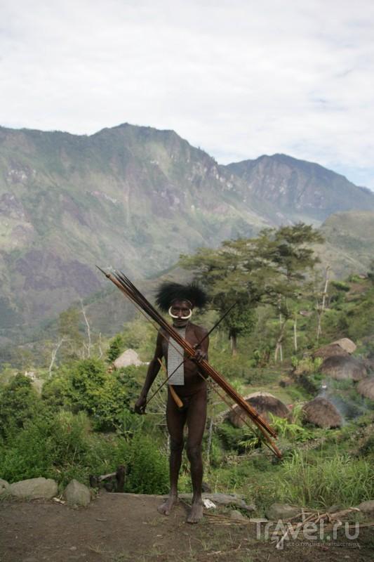 Фотоотчет Папуа, Индонезия / Папуа-Новая Гвинея