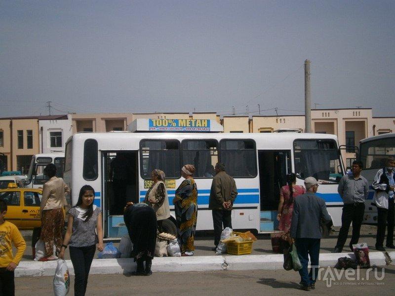 Узбекистан: Самарканд / Узбекистан