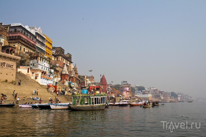 12 цветов в Варанаси - городе света / Индия