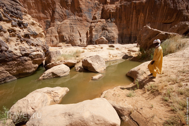 Чад. Эннеди, гельта д'Аршей / Фото из Чада