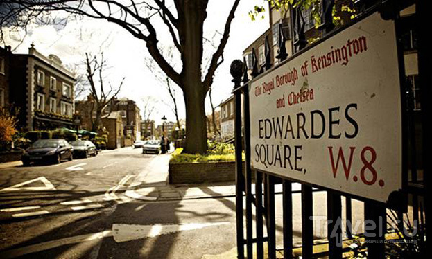 Исторические прогулки по улочкам Кенсингтона / Великобритания