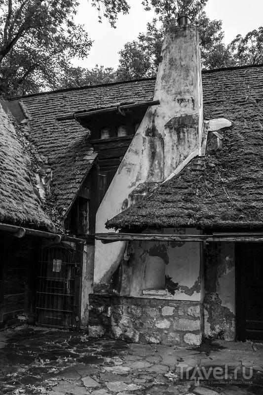 """Трип """"В поисках Дракулы"""". Замок Бран / Фото из Румынии"""