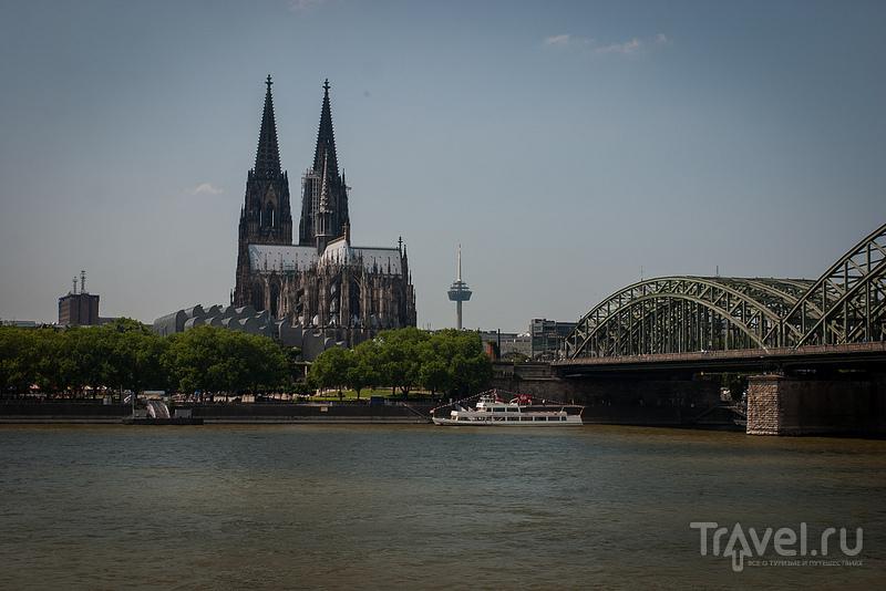 В городе Кёльн, Германия / Фото из Германии