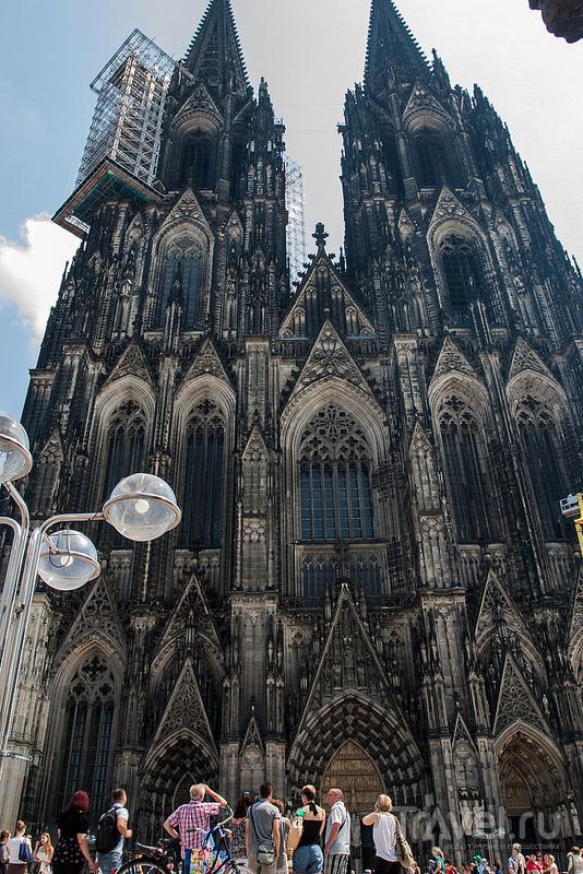 Кёльнский собор, Германия / Фото из Германии