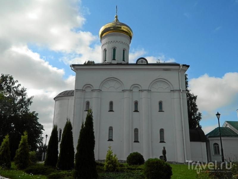 Спасо-Преображенская церковь в Полоцке, Белоруссия / Фото из Белоруссии