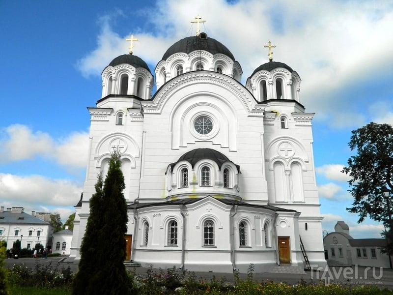 Крестовоздвиженский собор в Полоцке, Белоруссия / Фото из Белоруссии