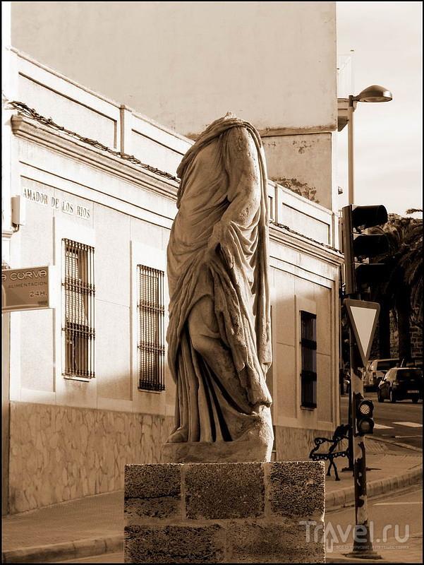 Тарифа - самый юг Испании / Фото из Испании