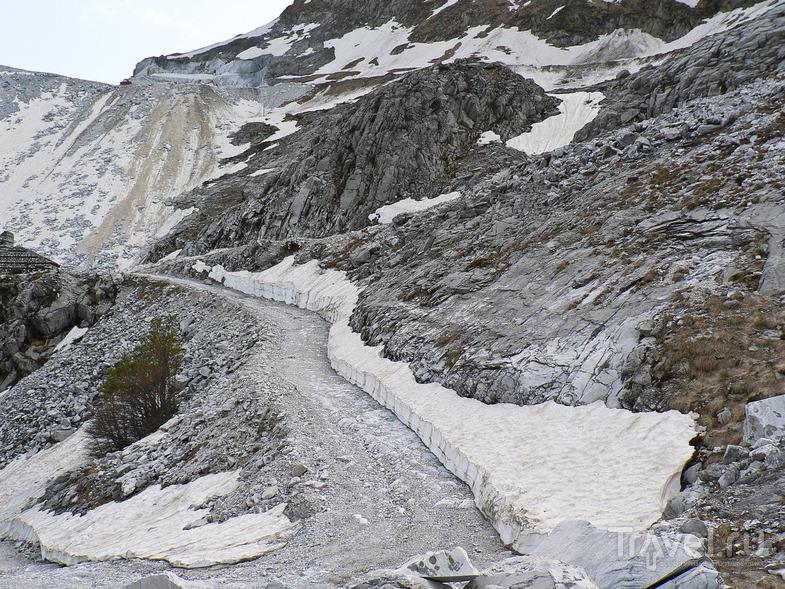 Хайкинг в Апуанских Альпах. Passo della Focolaccia, Monte Tambura / Италия