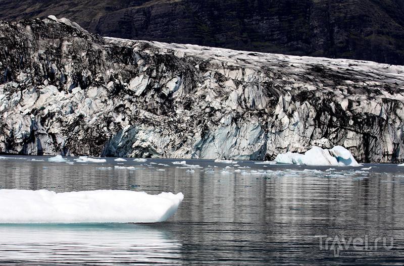 Исландия. Ледник Vatnajoekull / Фото из Исландии