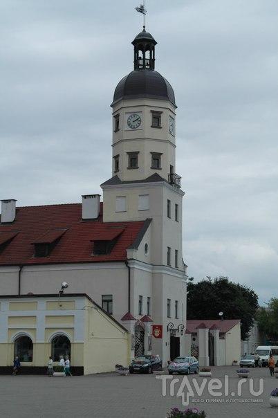 Несвиж, прогулка / Белоруссия