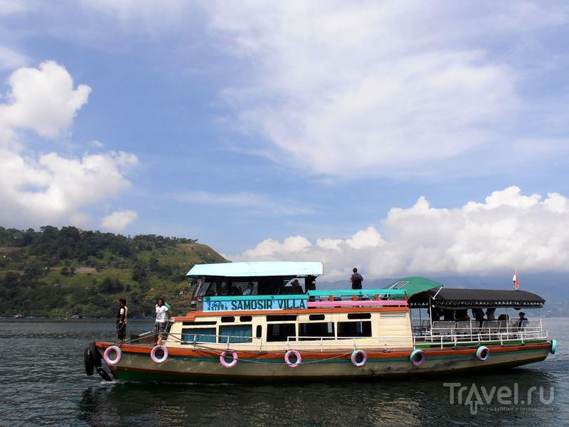 Суматранский транспорт / Индонезия
