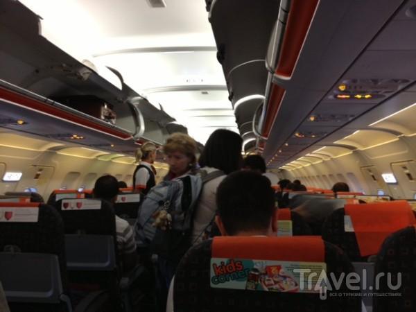 Бюджетное путешествие с EasyJet и Ryanair / Испания