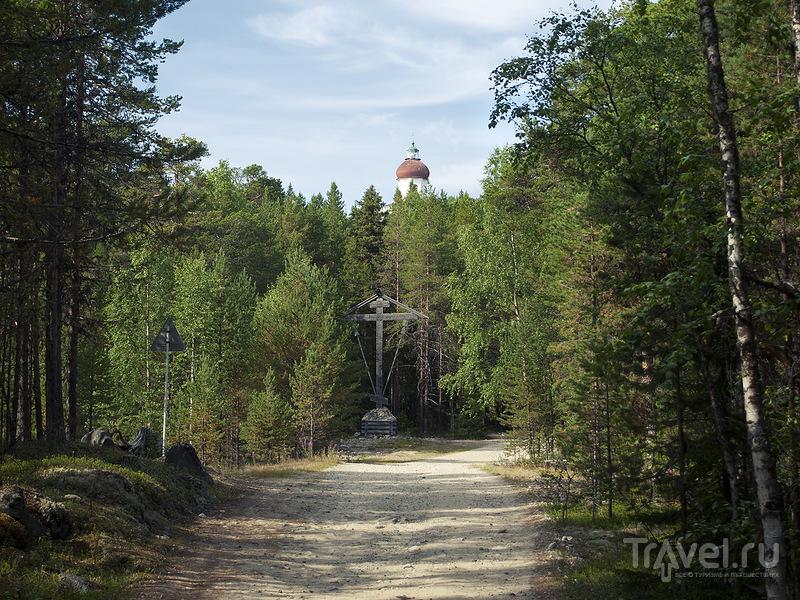 Гора Секирная на Большом Соловецком острове, Россия / Фото из России