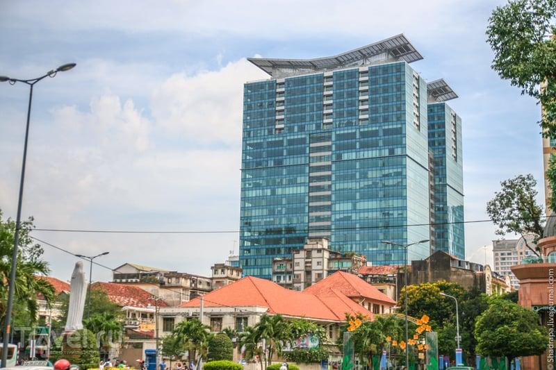 В городе Хошимин, Вьетнам / Фото из Вьетнама