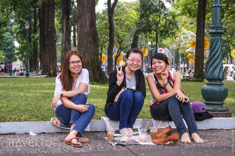Happy New Year, Сайгон / Фото из Вьетнама