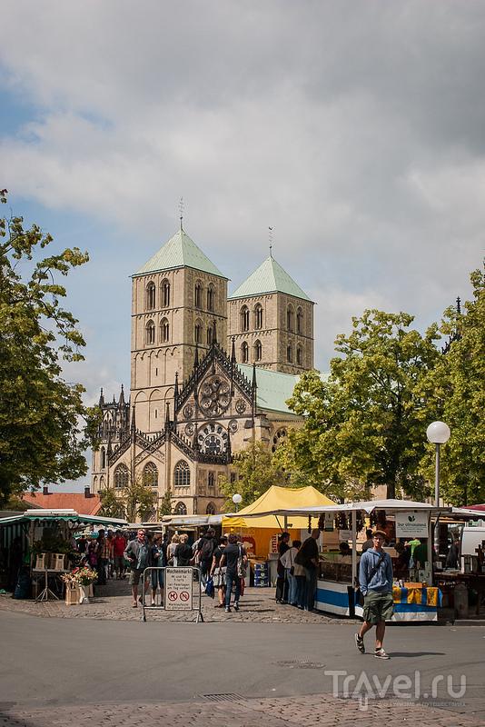 Кафедральный собор Святого Павла в Мюнстере, Германия / Фото из Германии