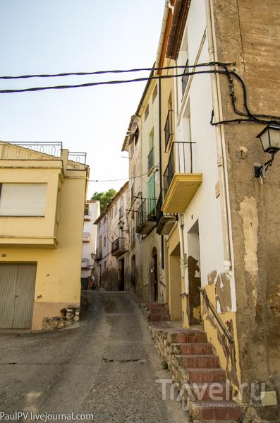 В городе Миравед, Испания / Фото из Испании