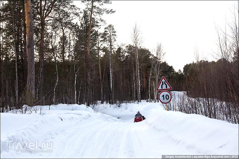 Избушка на курьих ножках или в гостях у юганских хантов / Фото из России