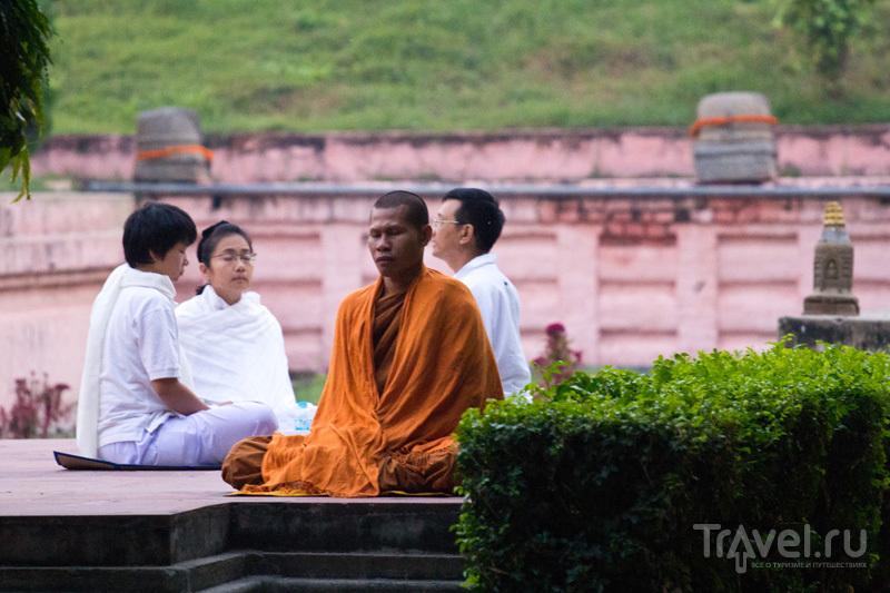 Из индуизма в буддизм - дорога в Бодх-Гаю / Фото из Индии