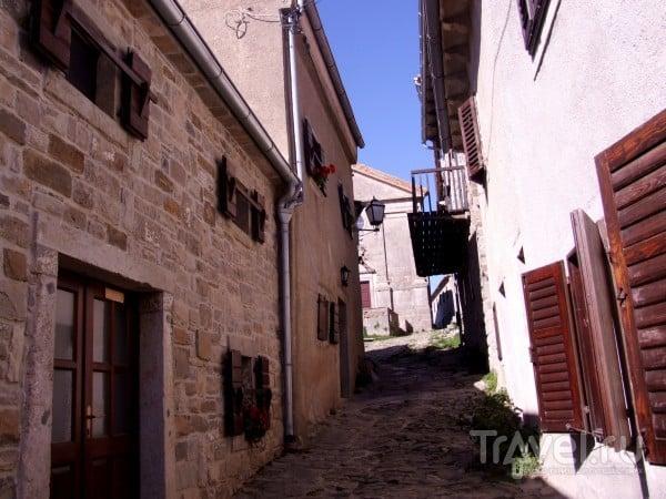 Хорватия. Хум как самый маленький город в мире