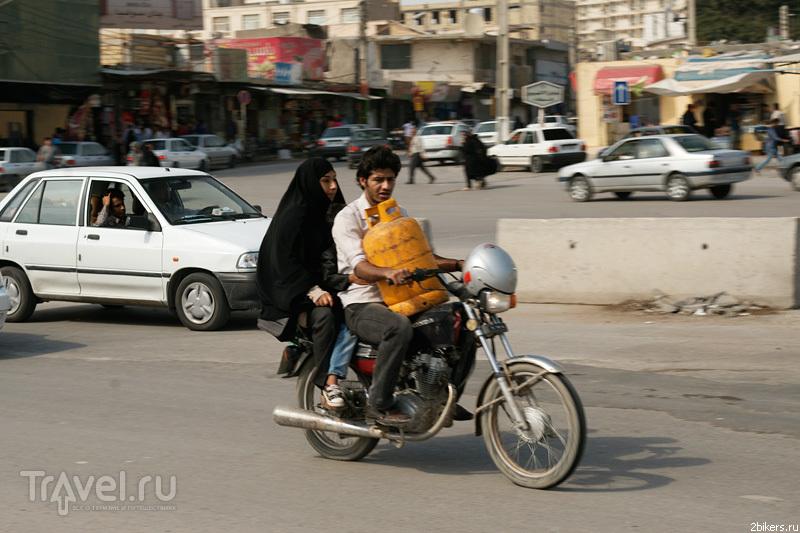 Дождь в Танге-Чаку / Иран
