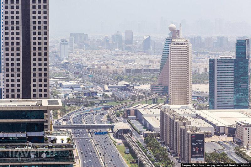 Дубайский Всемирный торговый центр, ОАЭ / Фото из ОАЭ
