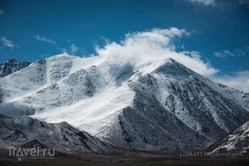 Перевал Ак-Байтал, Таджикистан / Фото из Таджикистана