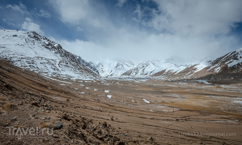 Если бы не Гималаи! / Фото из Таджикистана