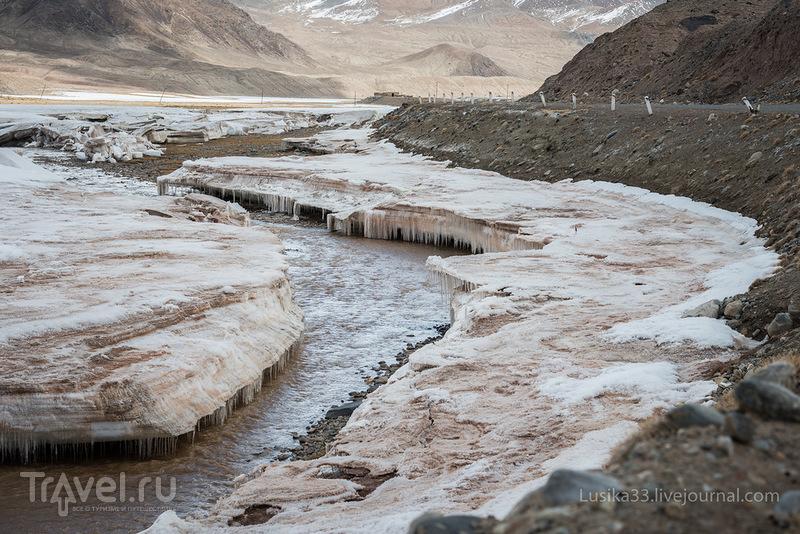 Река Акбайтал, Таджикистан / Фото из Таджикистана