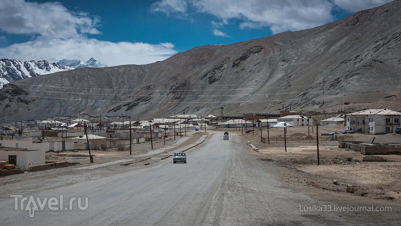 Город Мургаб, Таджикистан / Фото из Таджикистана