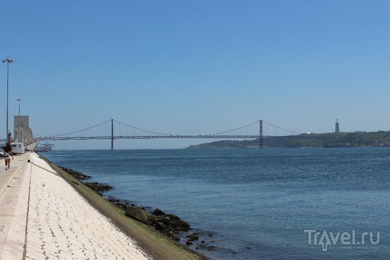 В лиссабонском районе Белен, Португалия / Фото из Португалии