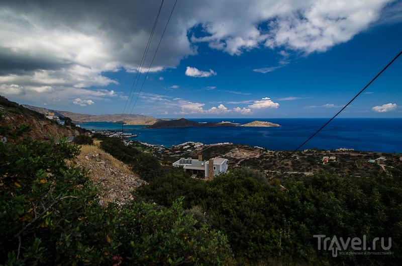Залив Мирабело в Агиос-Николаосе, Греция / Фото из Греции