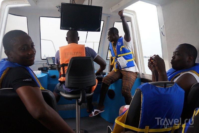 Тарква-Бич / Фото из Нигерии