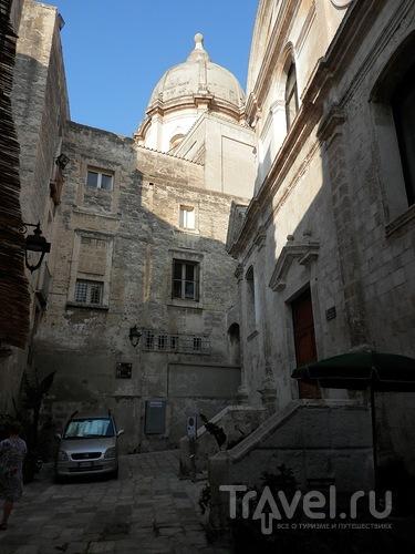 Монополи (Италия, Бари) - чудный город / Италия