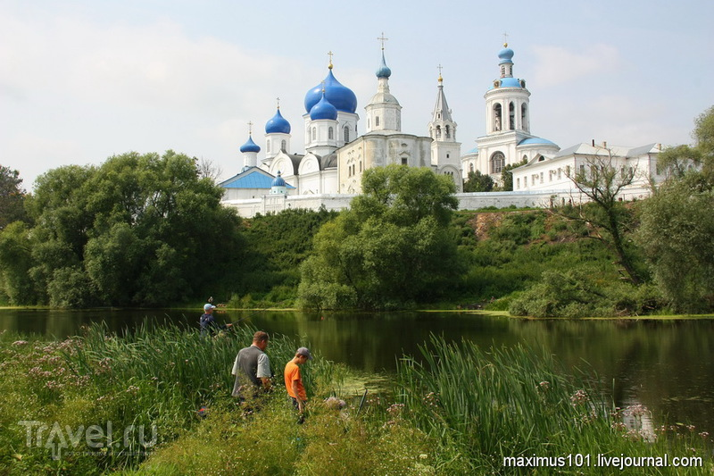 Свято-Боголюбский монастырь, Россия / Фото из России