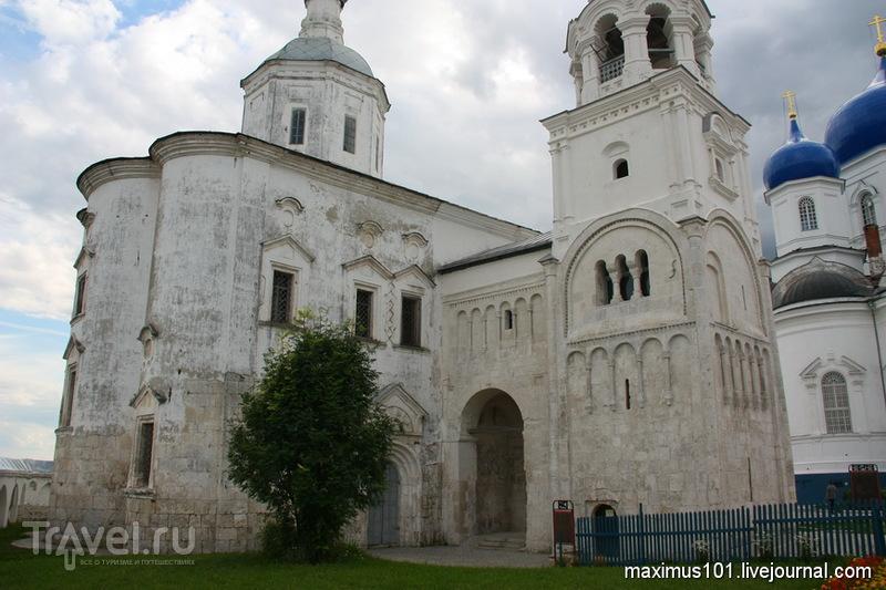 Боголюбово - замок князя Андрея / Фото из России