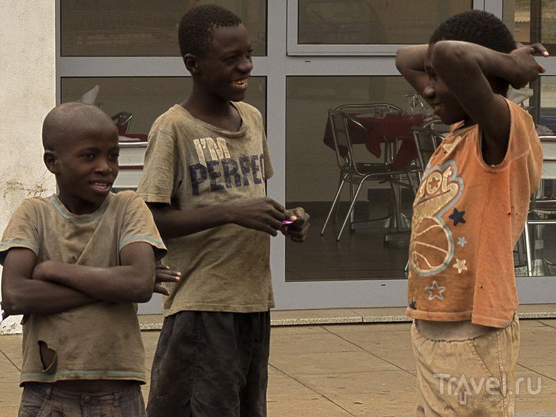 Ангола 2013. Обо всем / Ангола