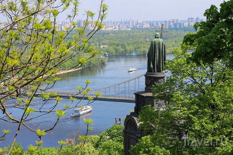 В городе Киев, Украина / Фото с Украины