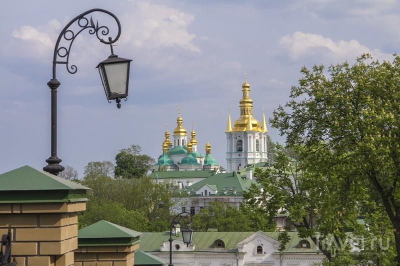 Киево-Печерская лавра в Киеве, Украина / Фото с Украины