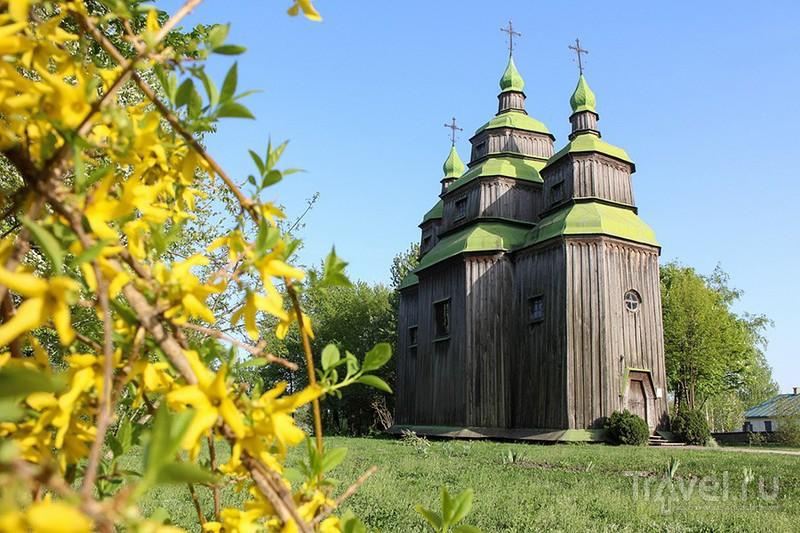 Музей Пирогово в Киеве, Украина / Фото с Украины