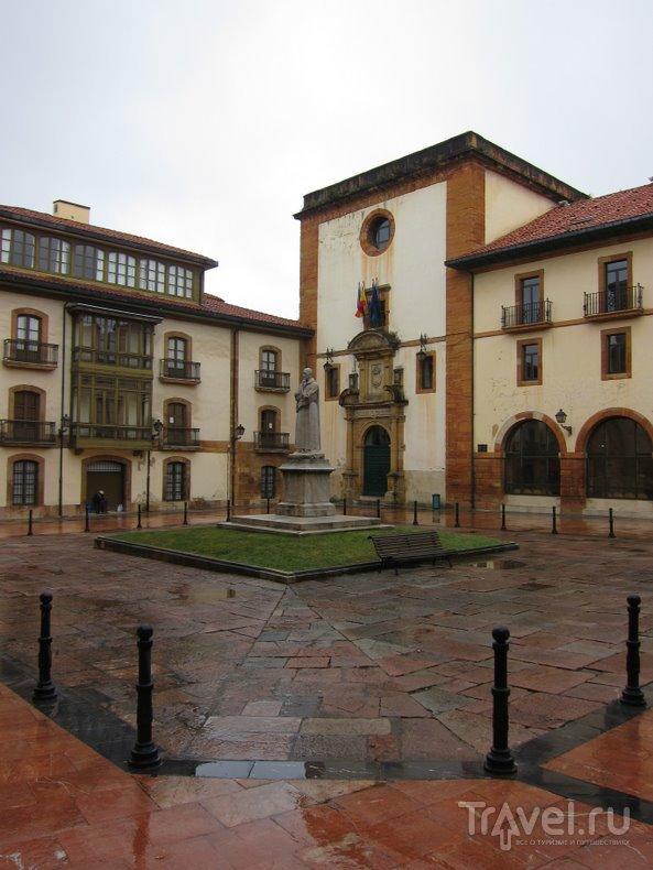 Давай займёмся сидром в Овьедо / Испания