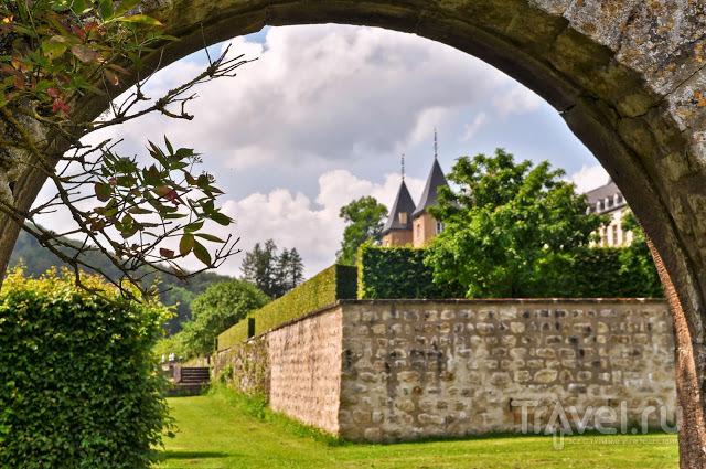 В Долине Семи замков, Люксембург / Фото из Люксембурга
