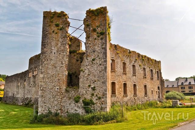 Замок Koerich - Gréiveschlass, Люксембург / Фото из Люксембурга