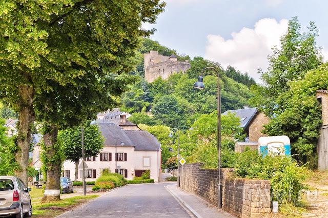Замок Septfontaines, Люксембург / Фото из Люксембурга