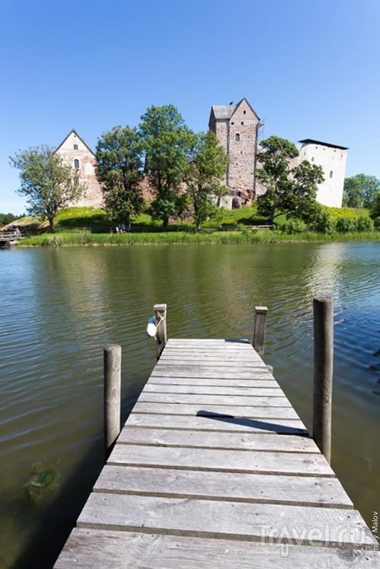 Замок Кастельхольм на Аландских островах, Финляндия / Фото из Финляндии